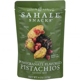 Sahale Pomegranate Pistachio Mix 4oz.