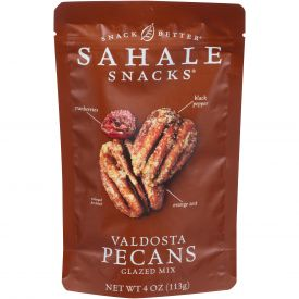 Sahale Valdosta Glazed Pecan Mix 4oz.