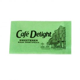 Cafe Delight Stevia Green Packet 0.8gm.