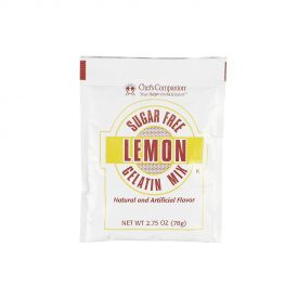 Diamond Crystal Assorted Sugar Free Citrus Gelatin 2.75oz.