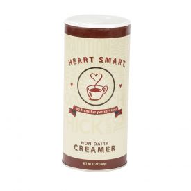 Heart Smart Non Dairy Creamer Canisters 12oz.