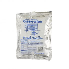 Coffee Shoppe French Vanilla Cappuccino 2lb.