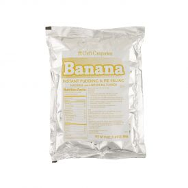 Chef's Companion Instant Banana Pudding 24oz.
