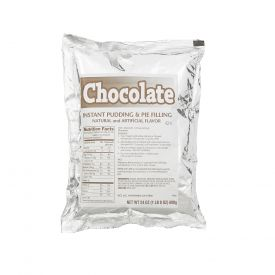 Chef's Companion Instant Chocolate Pudding 24oz.
