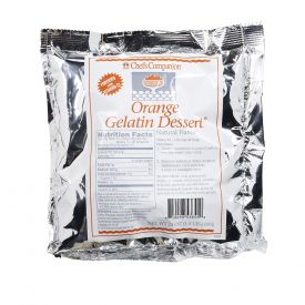 Chef's Companion Gelatin Orange 24oz.