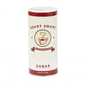 Heart Smart Sugar Canisters 20oz.