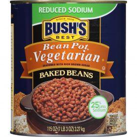 Bush's Reduced Sodium Vegetarian Baked Beans 115oz