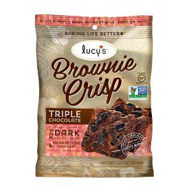 Lucy's Gluten Free Brownie Crisp - 1.25oz