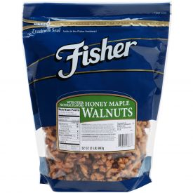 Fisher Honey Maple Walnut 32oz.