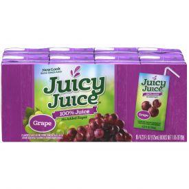 Juicy Juice Grape 4.23oz.