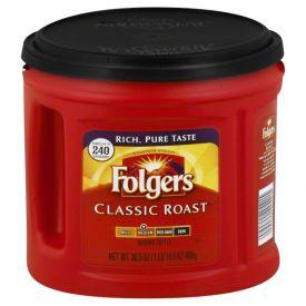 Folgers Classic Roast 30.5oz.