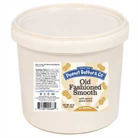 Peanut Butter & Co. Old Fashioned Smooth All Natural Smooth Peanut Butter 5lb.