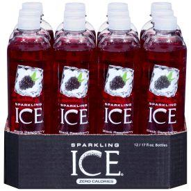 Sparkling Ice Black Raspberry 17oz.