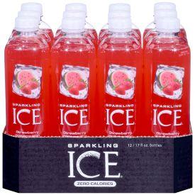Sparkling Ice Strawberry Watermelon 17oz.