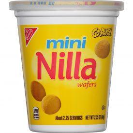 Nabisco Nilla Wafer Cookies Go-Pak Mini - 2.25oz