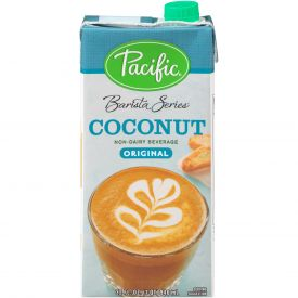 Pacific Foods Barista Series Original Coconut Beverage 32oz.