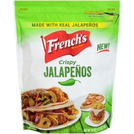 French's Crispy Jalapeno - 20oz