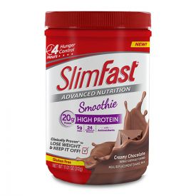 Slimfast Smoothie Milk Chocolate 11.01oz.
