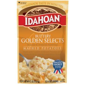 Idahoan  Buttery Golden Selects Mashed Potatoes - 32.5 oz