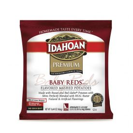 Idahoan Premium Baby Reds Mash Potatoes - 32.5oz