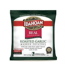 Idahoan Roasted Garlic Real Mash Potato - 32oz