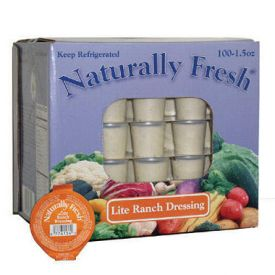 Naturally Fresh Light Ranch Dressing - 1oz