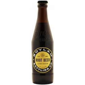 Boylan Bottling Root Beer Soda 12oz.