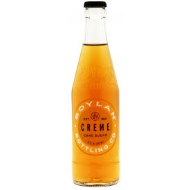 Boylan Bottling Crème Soda 12oz.