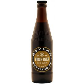 Boylan Bottling Birch Beer Soda 12oz.