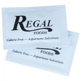 Commodity Sugar & Sugar Packets Sugar Blue Packets Artificial 1gm.