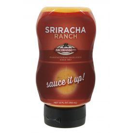 Arcobasso Sriracha Ranch Dressing - 12oz