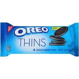 Nabisco Thin Oreo Cookies 1.02oz