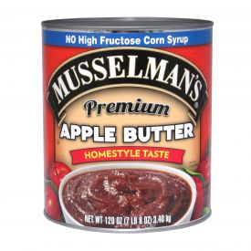 Musselman's Premium Apple Butter 120oz.