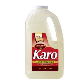 Karo Light Corn Syrup 128oz.