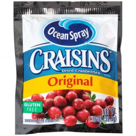 Ocean Spray Original Craisins 1.16oz.