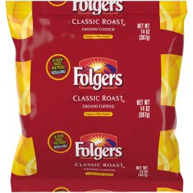 Folgers Classic Roast Coffee 1.4oz.