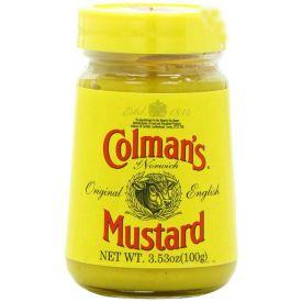 Colman's Prepared Mustard 3.53oz.