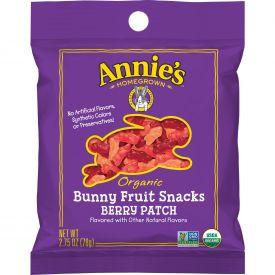 Annie's Organic Bunny Berry Patch Fruit Snacks - 2.75oz