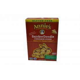 Annie's Snickerdoodle Bunny Cookies - 6.75oz