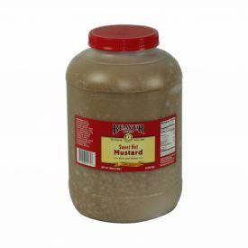 Beaver Sweet Hot Mustard 8lb.