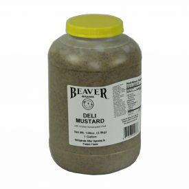 Beaver Deli Mustard 8.6 lb.
