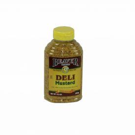 Beaver Deli Mustard 12.5oz.