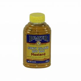 Beaver Coney Island Mustard 12.5 oz.