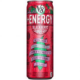 V8 Energy Blackberry Cranberry 12oz.