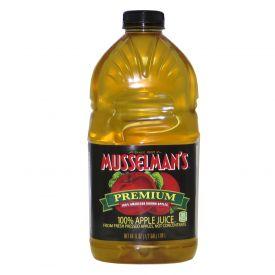 Musselman's Premium Apple Juice 64oz.