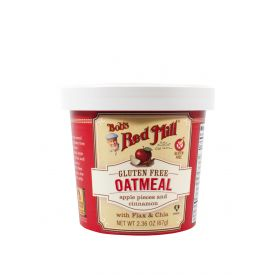 Bob's Red Mill Apple Cinnamon Oatmeal Cup 2.36oz.