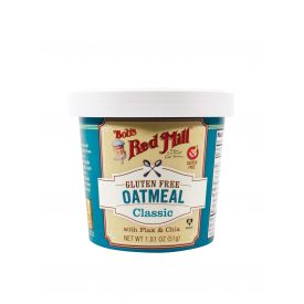 Bob's Red Mill Classic Oatmeal Cup 1.81oz.