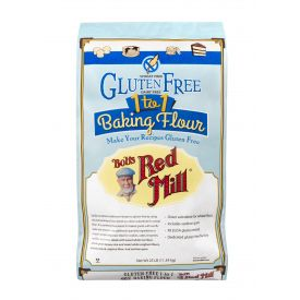Bob's Red Mill Gluten Free 1 to 1 Baking Flour 25lb.