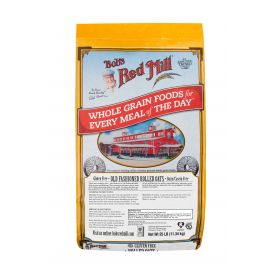 Bob's Red Mill Gluten Free Rolled Oats 25lb.