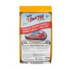 Bob's Red Mill Organic Brown Rice Flour 25lb.